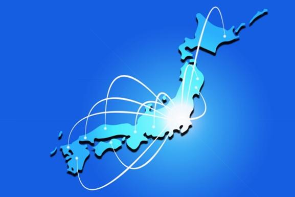埼玉県を中心に関東圏をカバーするネットワーク